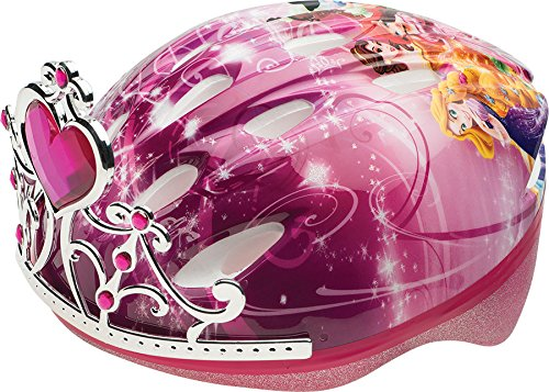 Bell Children 3D Tiara Princess Bike Helmet, Pink,Child (5-8 yrs.)