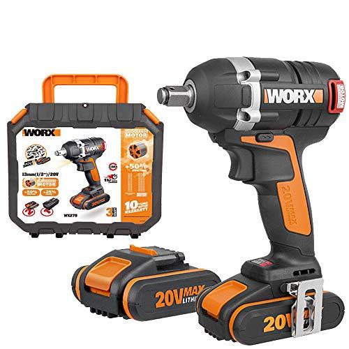 Worx wx279–-20V Schlagschrauber Brushless