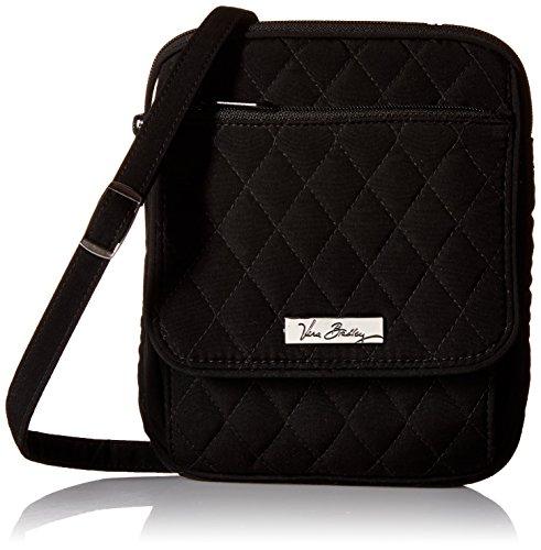 Vera Bradley Mini Hipster Cross Body/Shoulder Bag in Classic Black