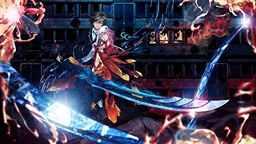CXVXC Personajes de Anime héroe Salvar la Belleza,UIUY 1000 Piezas,para Adultos,Máxima Calidad de impresión,Juguetes clásicos Rompecabezas, DIY Rompecabezas para Adultos
