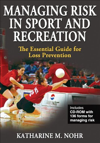 Compare Textbook Prices for Managing Risk in Sport and Recreation: The Essential Guide for Loss Prevention Book & CD-ROM First Edition ISBN 9780736069335 by Katharine Nohr