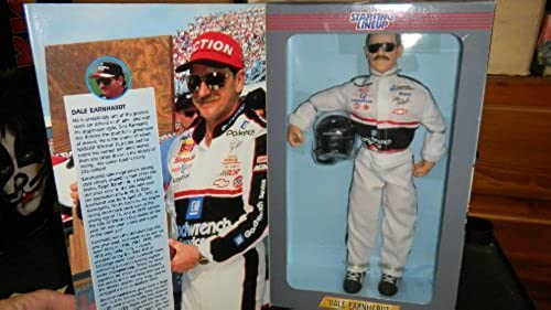 Starting Lineup Winner's Circle Dale Earnhardt Fully Poseable Figure  by Starting Line Up