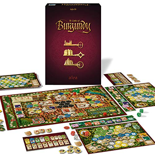 Ravensburger Alea 26925 - The Castles of Burgundy