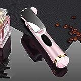 Qeepenl Teléfono móvil del trípode Selfie Palo de artefactos Bluetooth de Belleza Imagen Soporte del teléfono móvil Selfie palillo de trípode (Color : Rosado)