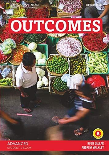 OUTCOMES BRE ADVANCED STUDENTS BOOK SPLIT B/CLASS DVD: Unit 9-16