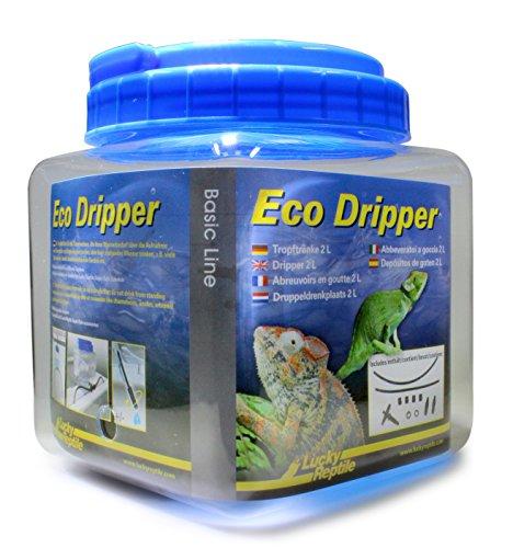 Luckly Reptile Eco Dripper 2L, Tropftränke für Chamäleons