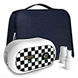 PEIPU CPAP Cleaner and Sanitizer Bundle,Portable CPAP Sanitizer Bundle with Sanitizing Bag for Mask and Heated Hose Adapters