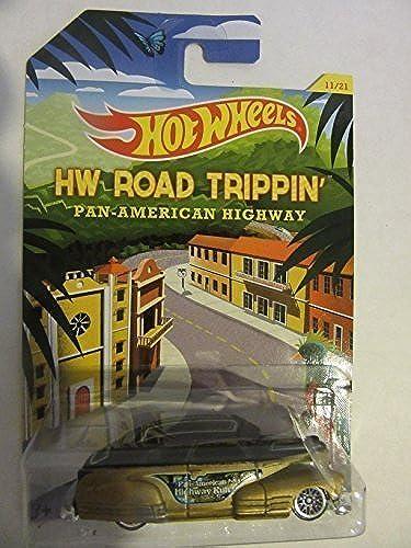 Hot Wheels 2014 Road Trippin' 11 21 '47 Chevy Fleetline by Mattel