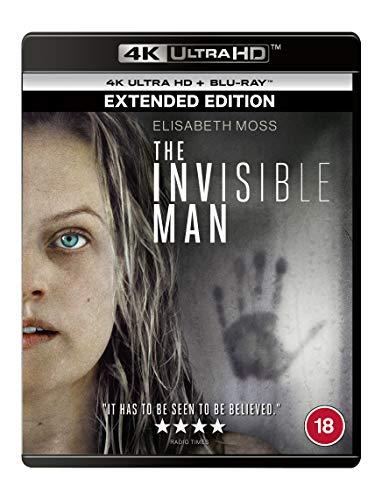 The Invisible Man (4K UHD + Blu-ray) [2020] [Region Free]