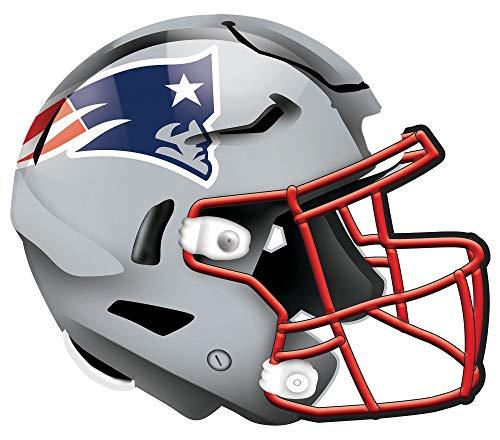 NFL New England Patriots Unisex New England Patriots authentischer Helm, Team-Farbe,...