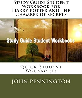 Study Guide Student Workbook for Harry Potter and the Chamber of Secrets: Quick Student Workbooks