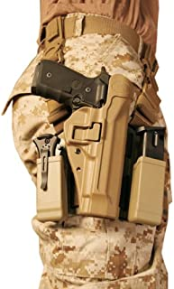 BLACKHAWK! Serpa Level 2 Tactical Holster USMC
