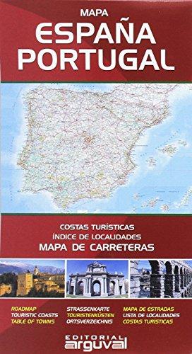 Mapa Carreteras España Portugal MAPAS DE CARRETERAS