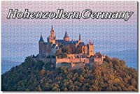 ドイツ城ホーエンツォレルンジグソーパズル大人のための子供1000個木製パズルゲームギフト用家の装飾特別な旅行のお土産