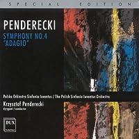 Symphony No. 4 - Adagio by KRZYSZTOF PENDERECKI (2011-05-24)