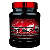 Scitec Nutrition - HOT BLOOD 3.0 - Guarana - Net Wt: 820g