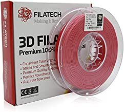 Filatech FilaFlexible55 Filament-1.75mm-Red-0.5KG - Made in UAE