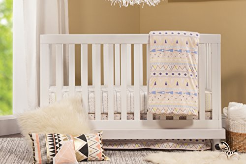 Baby Mod Olivia 3 in 1 Convertible Crib
