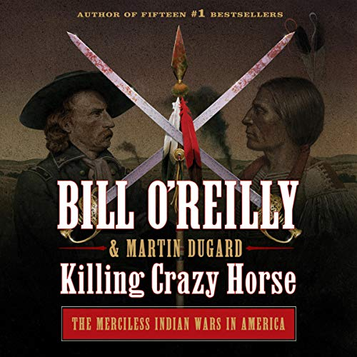 Killing Crazy Horse cover art