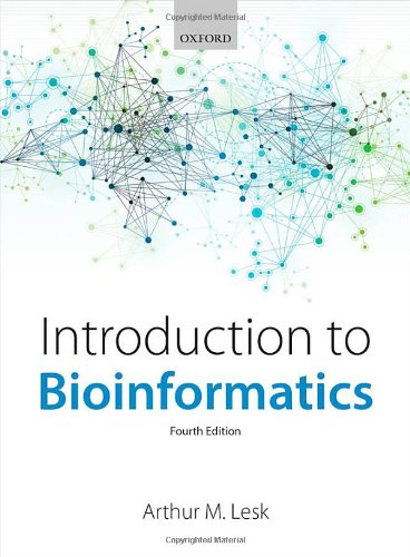 Compare Textbook Prices for Introduction to Bioinformatics 4 Edition ISBN 9780199651566 by Lesk, Arthur