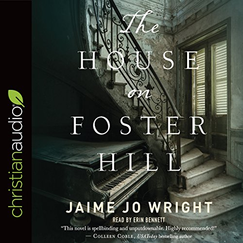 The House on Foster Hill audiobook cover art