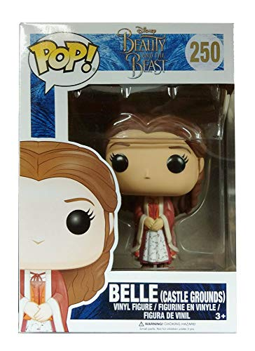 Funko - Figura Pop Disney Bella Castle