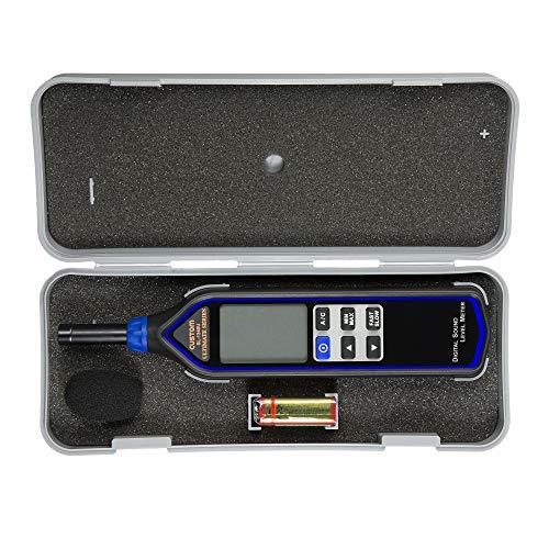 カスタム(CUSTOM)デジタル騒音計A/C特性デジタル/バーグラフ表示SL-1340U