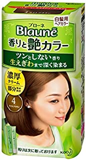 ブローネ 香りと艶カラークリーム 4 80g Japan