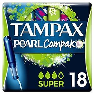 Tampax Pearl Compact Regular Applicator