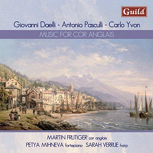 Fantasia II per Corno Inglese e Pianoforte sopra motivi dell' opera 'Un ballo in maschera' di Verdi