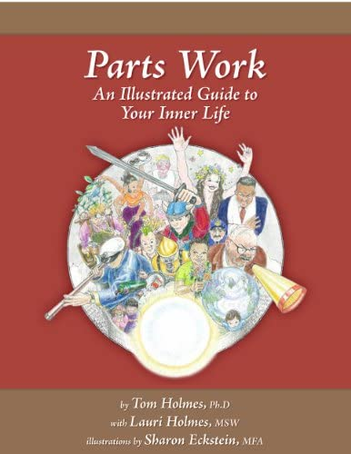 Parts Work An Illustrated Guide to Your Inner Life product image