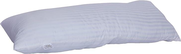Stylie White Stripe Long Body Pillow - 40x90CM