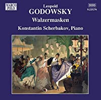 ゴドフスキー:ピアノ作品集第10集