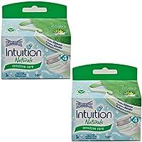 3 Wilkinson Intuition Sensitive Care Rasierklingen Aloe + ProVitamin B5 OVP