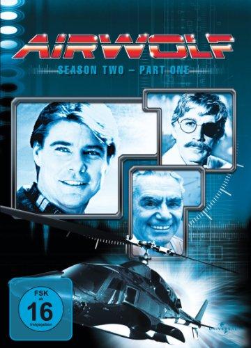 Airwolf - Season 2.1 (3 DVDs)