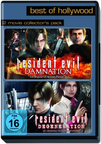 Best of Hollywood - 2 Movie Collector's Pack: Resident Evil: Damnation /...