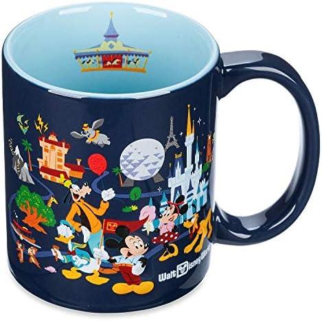 Disney Parks Walt Disney World 2020 Mickey and Friends Coffee Mug New