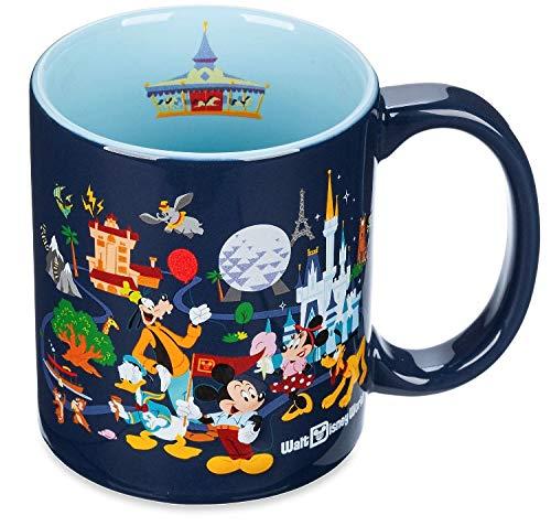 Disney Parks - Taza, diseño de Mickey Mouse y amigos