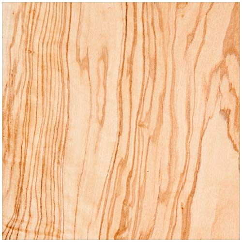 Wallario Möbeldesign/Aufkleber, geeignet für IKEA Lack Tisch - Holzmuster - Oberfläche mit Holzmaserung VI in 55 x 55 cm