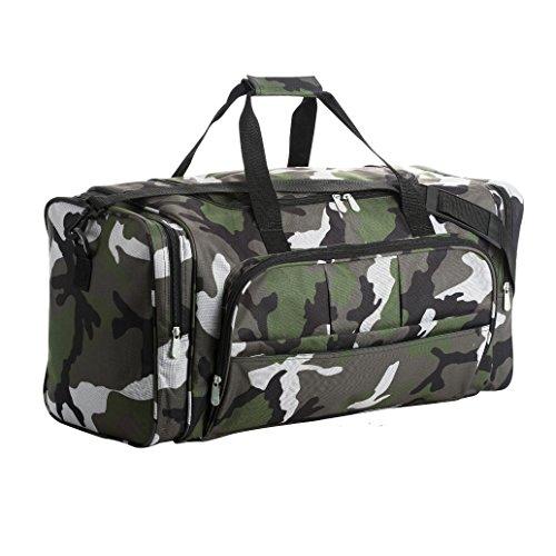 Sols Weekend Reisetasche/Sporttasche (Einheitsgröße) (Camouflage)