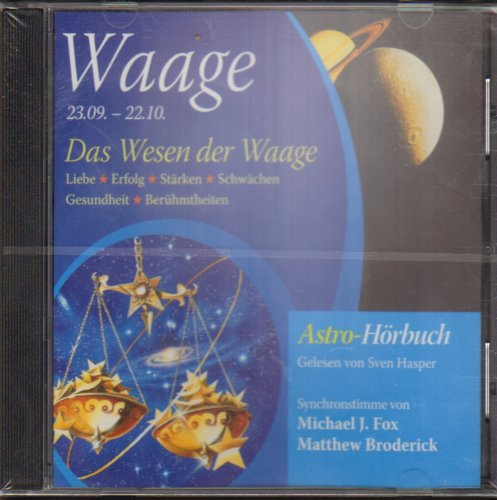 Waage, 1 Audio-CD
