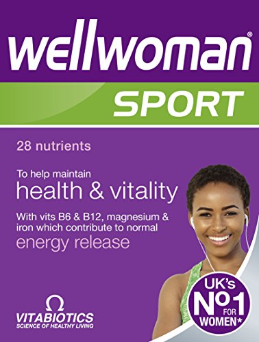Vitabiotics Wellwoman Sport and Fitness - 30 Tablets