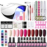 Saint-Acior Lot de 10pc Vernis G...