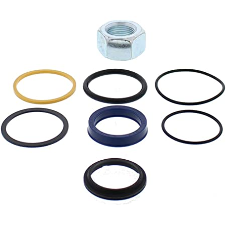 New Complete Tractor Hydraulic Cylinder Seal Kit Replacement For ...