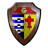 Copytec Wappenschild VM Minenabwehrkräfte Volksmarine NVA DDR Nationale Volksarmee Ostdeutschland Abzeichen Waffen-Taucher #21732