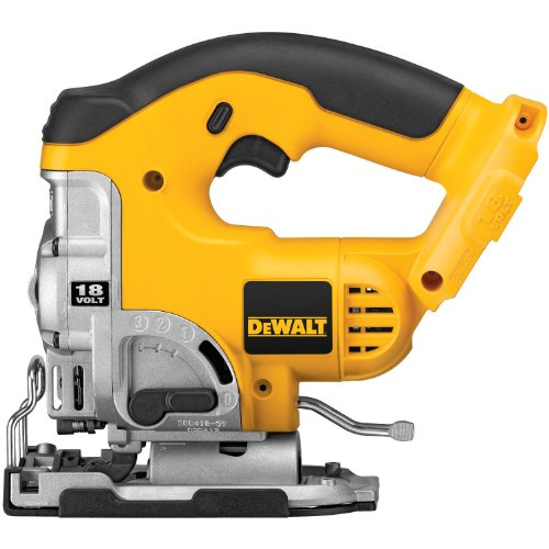 DEWALT Bare-Tool DC330B  18-Volt Cordless Jig Saw with Keyless Blade Change