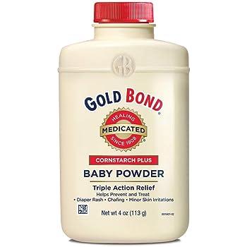 Gold Bond CORNST Plus Baby PWD Size: 4 OZ