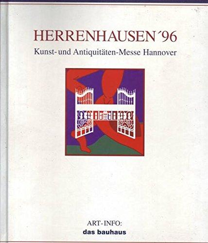 Herrenhausen 96 Kunst-und Antiquitäten-Messe Hannover Art-Info: das bauhaus