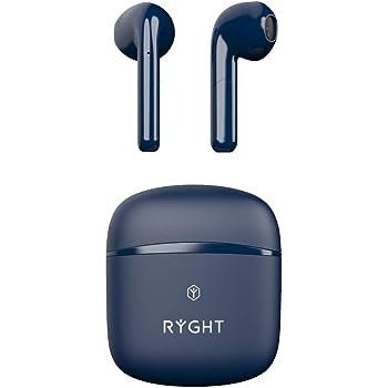 Ryght Bi Buds Ecouteurs sans Fil Bluetooth, Kit Mains Libres