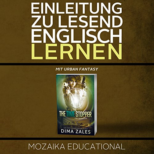 Einleitung zu Lesend Englisch Lernen mit Urban Fantasy [Introduction to Reading English Learning with Urban Fantasy] audiobook cover art